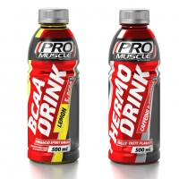 BCAA Drink 500ml Promuscle Gruppo